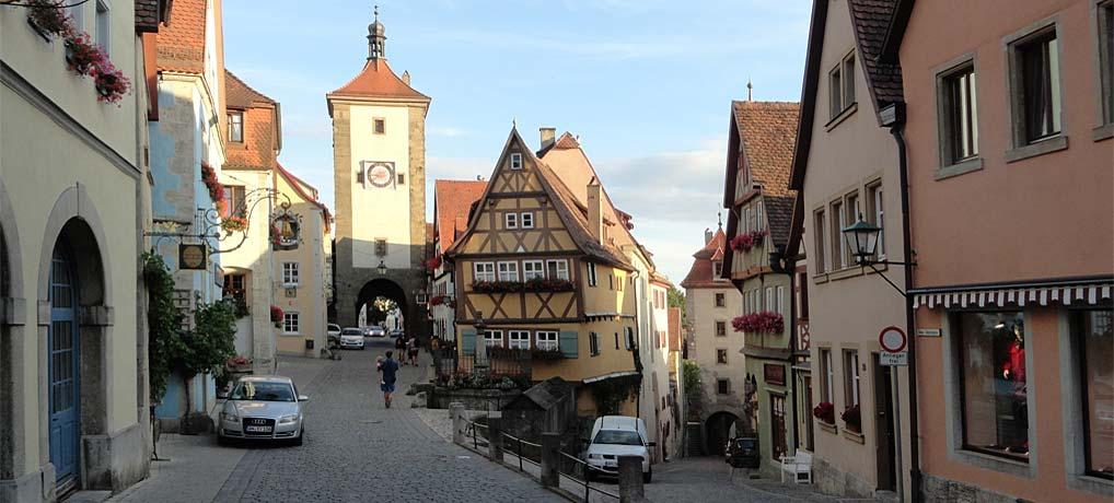 Que voir à Rothenburg ob der Tauber